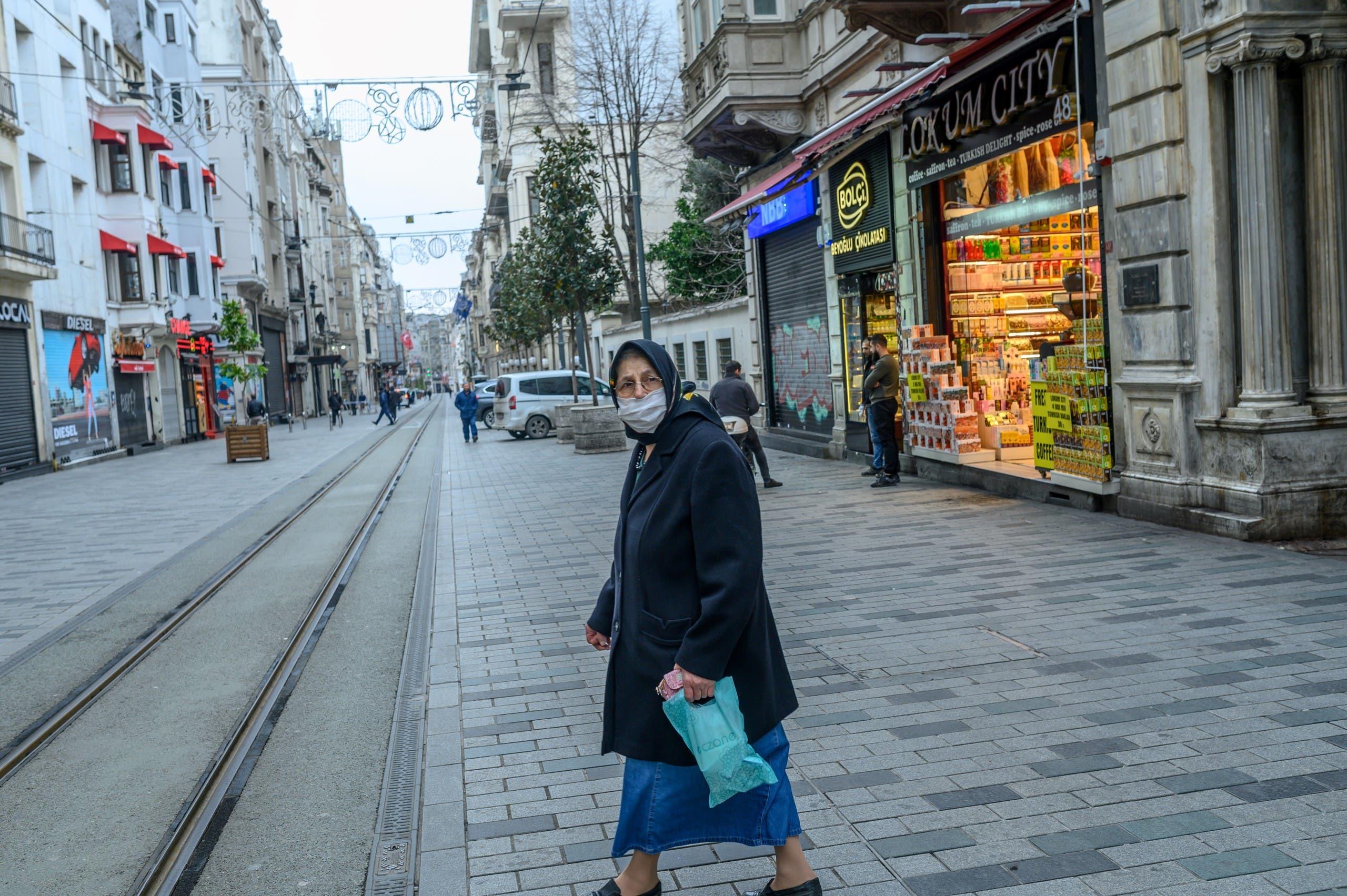 من اسطنبول (أرشيفية- فرانس برس)