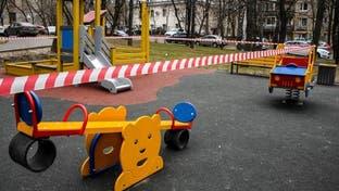 بضربة واحدة.. الوباء يحاصر 17 طفلاً في موسكو