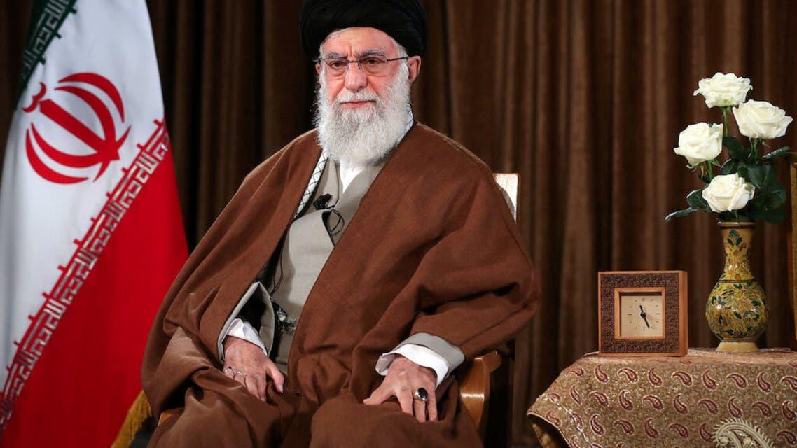 المرشد الإيراني علي خامنئي (رويترز)