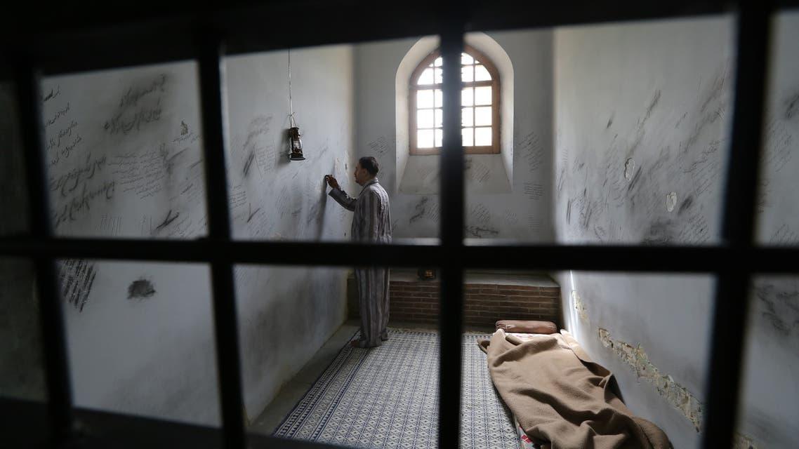 أحد السجون في طهران (أرشيفية- فرانس برس)