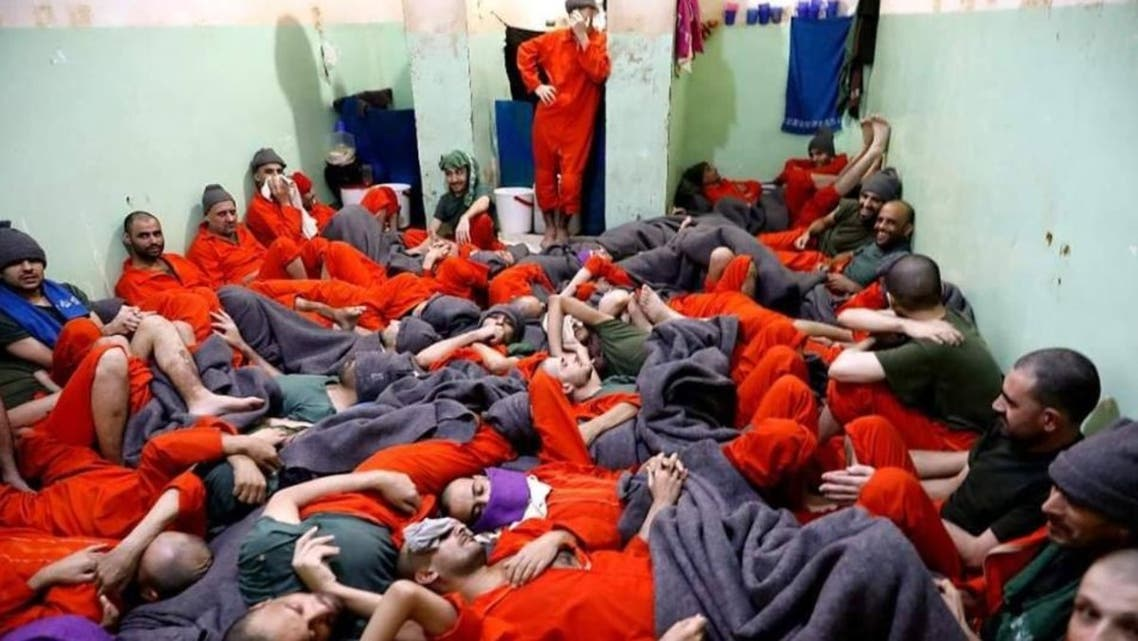 سجن الغويران الحسكة