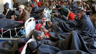 سوريا الديمقراطية تقضي على تمرد لدواعش في سجن بالحسكة