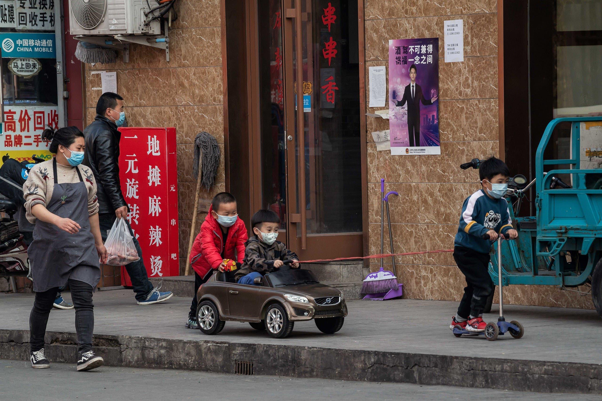 من بكين(فرانس برس)