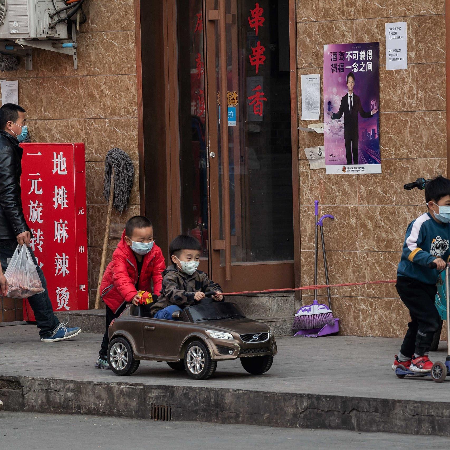 عين ماكرون على الصين..
