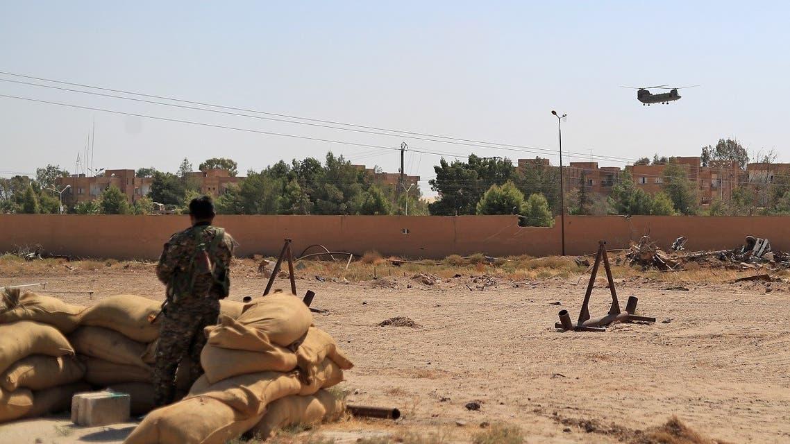 Syria SDF
