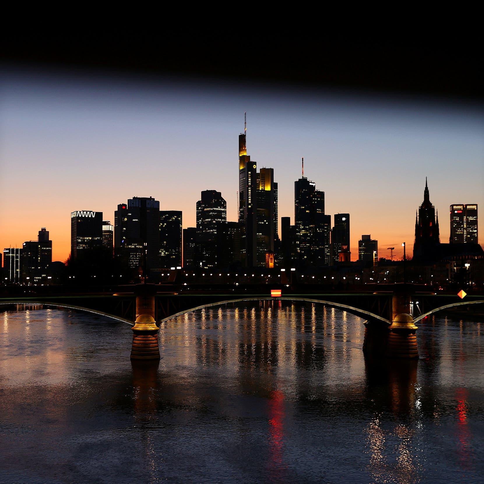 فرانكفورت قد تخسر آلاف الوظائف بالقطاع المصرفي بسبب كورونا