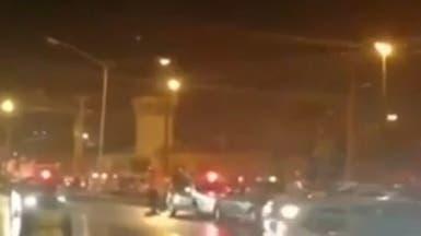 استمرار الاضطرابات بسجون إيران.. شاهد تمرداً في شيراز