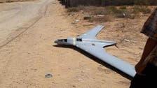 الجيش الليبي يسقط طائرة مسيّرة تركية في طرابلس