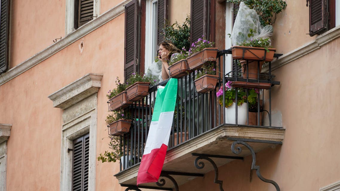 كورونا إيطاليا