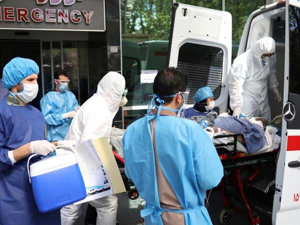 إيران: ارتفاع إصابات كورونا لـ103آلاف.. و68 حالة وفاة جديدة