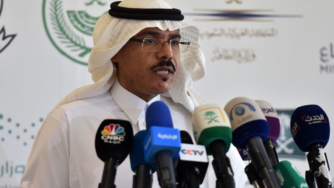 المتحدث الرسمي باسم وزارة الصحة السعودية محمد العبد العالي