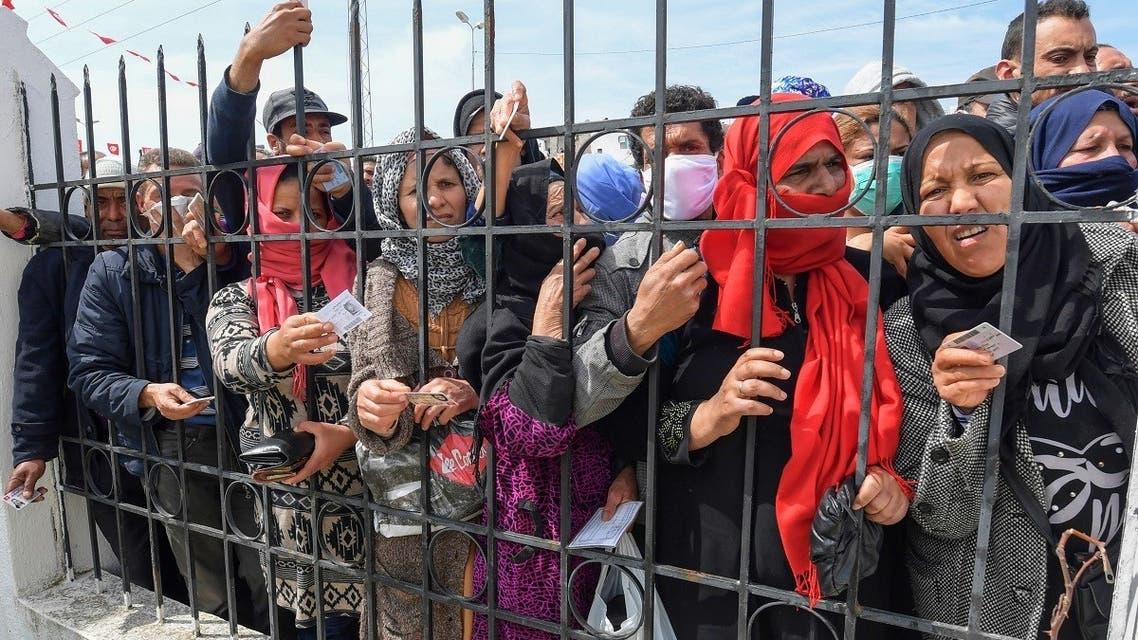 Tunisia. AFP