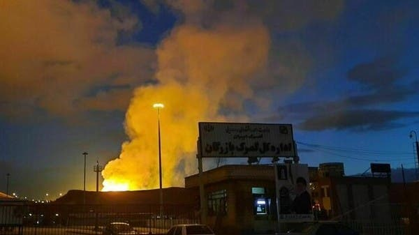 بعد تفجير أنبوب.. إيران توقف تصدير الغاز إلى تركيا