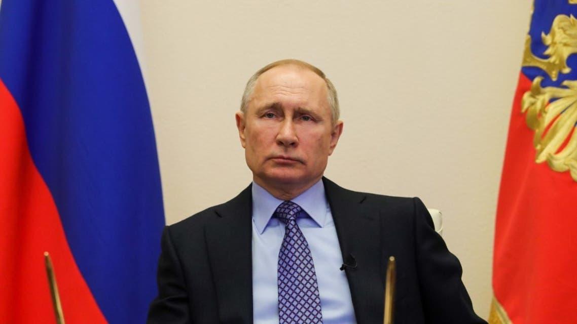 بوتين 30 مارس - فرانس برس