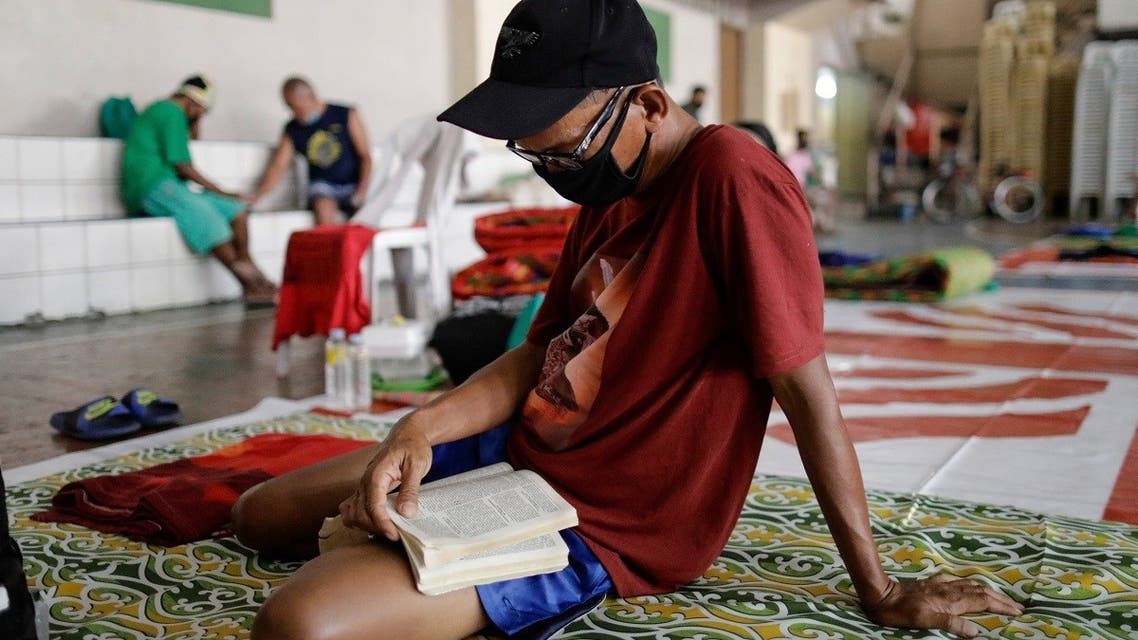 Manila-CORONAVIRUS-PHILIPPINES Reuters