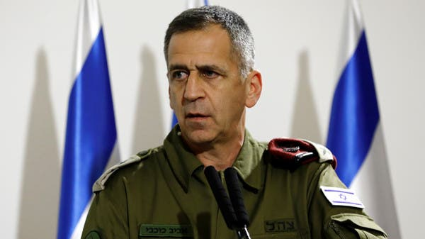بعد نتنياهو.. رئيس أركان الجيش الإسرائيلي في الحجر