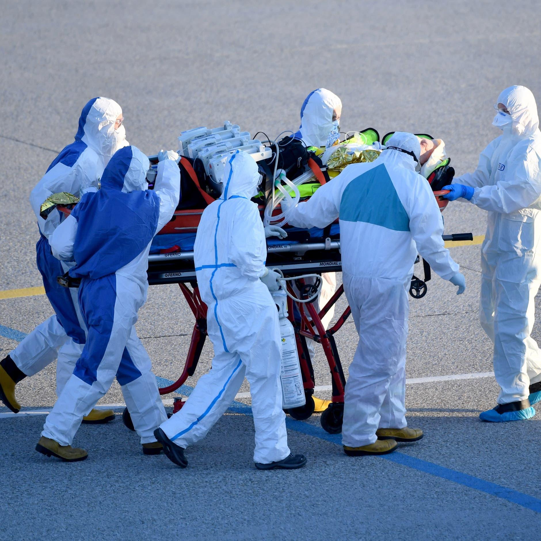 أعلى حصيلة يومية بفرنسا.. 509 وفيات بكورونا في 24 ساعة