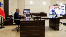 Putin working remotely after meeting doctor infected with coronavirus: Kremlin