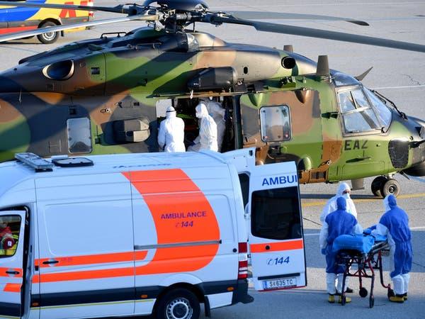 كورونا.. فرنسا تسجل أكثر من 500 وفاة في 24 ساعة