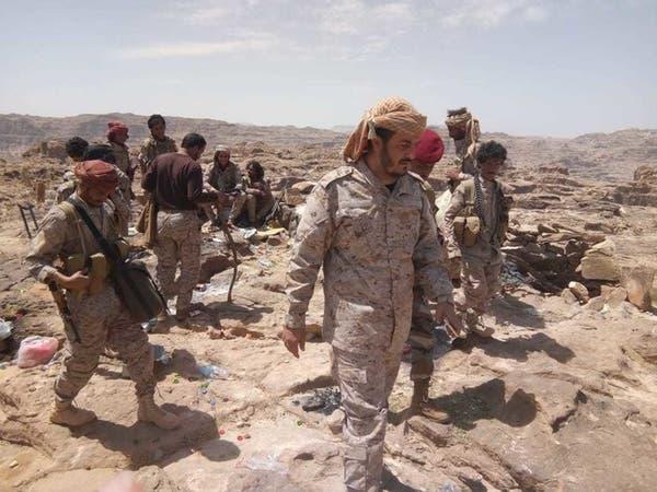 الجيش اليمني يحرر مناطق جديدة في معقل الحوثيين