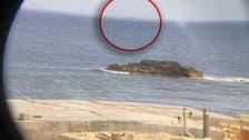 ترک نیوی کے لیبیا کی العجیلات شہر پرمیزائل حملے