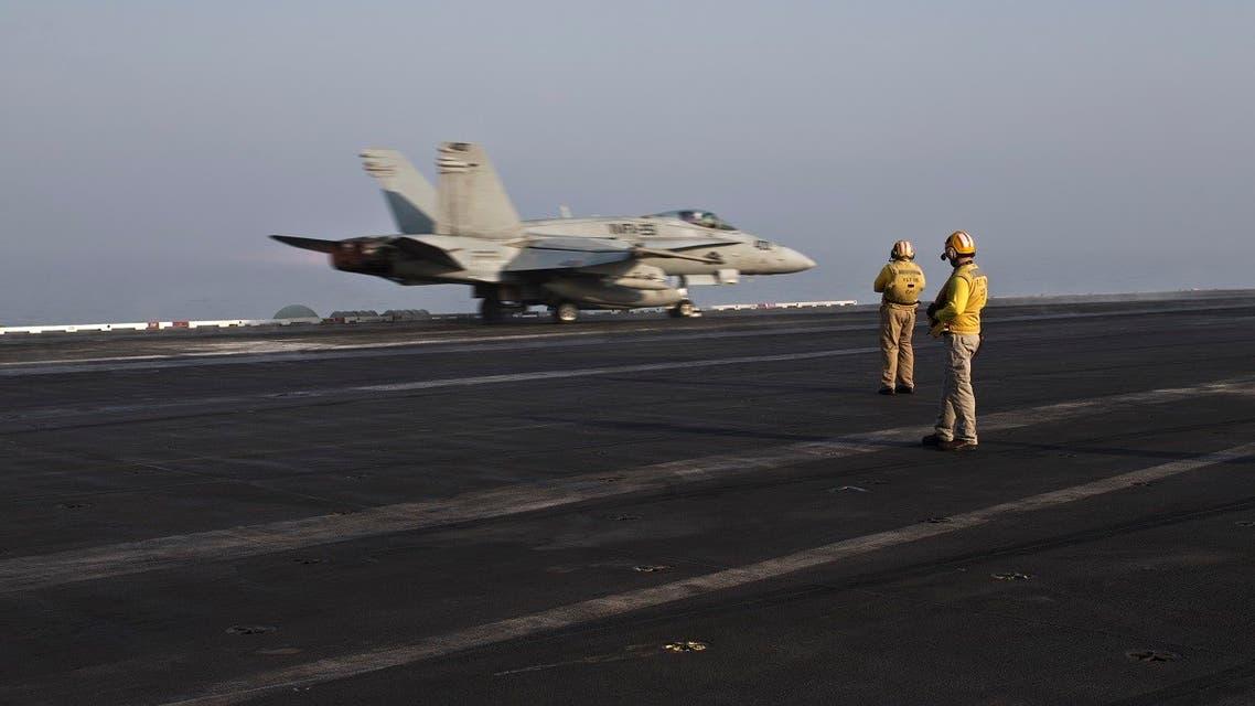 US carrier AP