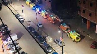 فيديو.. اكتشاف 10 إصابات جديدة بكورونا بمصر وعزلها