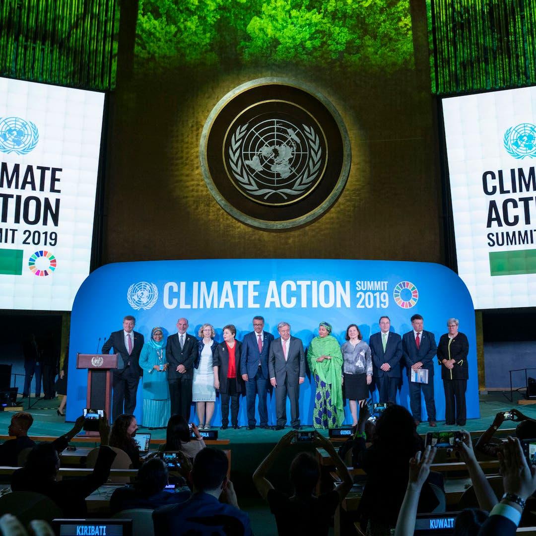 إرجاء قمة المناخ العالمية المقررة في نوفمبر بسبب كورونا