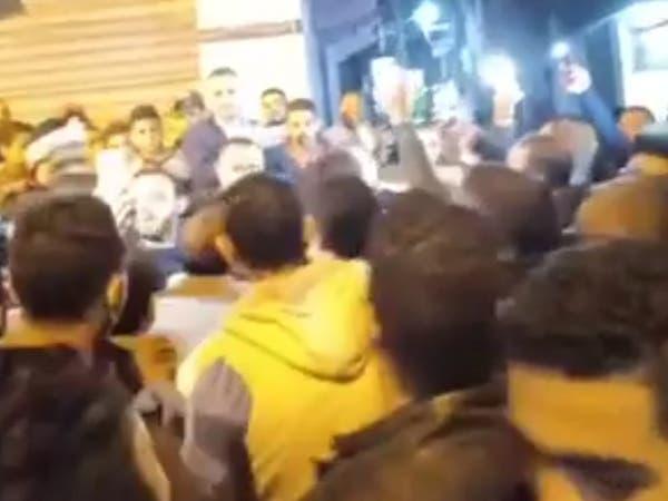 تظاهرات بقرية مصرية معزولة بسبب كورونا تطالب بفك الحظر