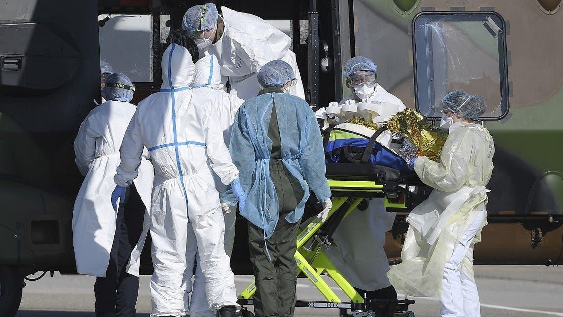 France coronavirus AFP