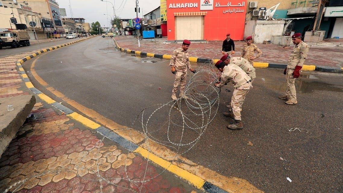 HEALTH-CORONAVIRUS-IRAQ-BAGHDAD Reuters