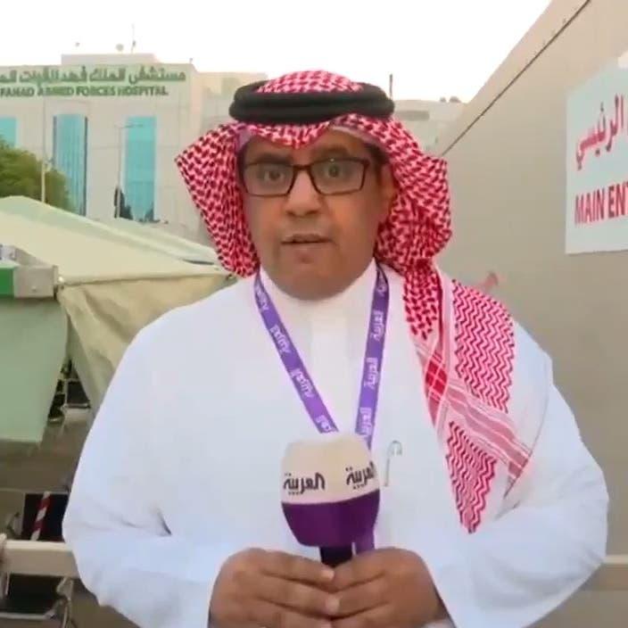 شاهد.. مستشفى متنقل للقوات المسلحة السعودية ضد كورونا