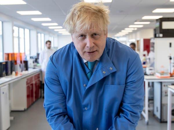 مضاعفات كورونا.. رئيس الوزراء البريطاني في الرعاية المركزة