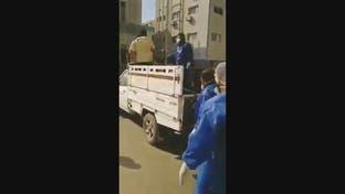 كارثة بورسعيد.. فيديو هز مصر والسلطات تتحرك
