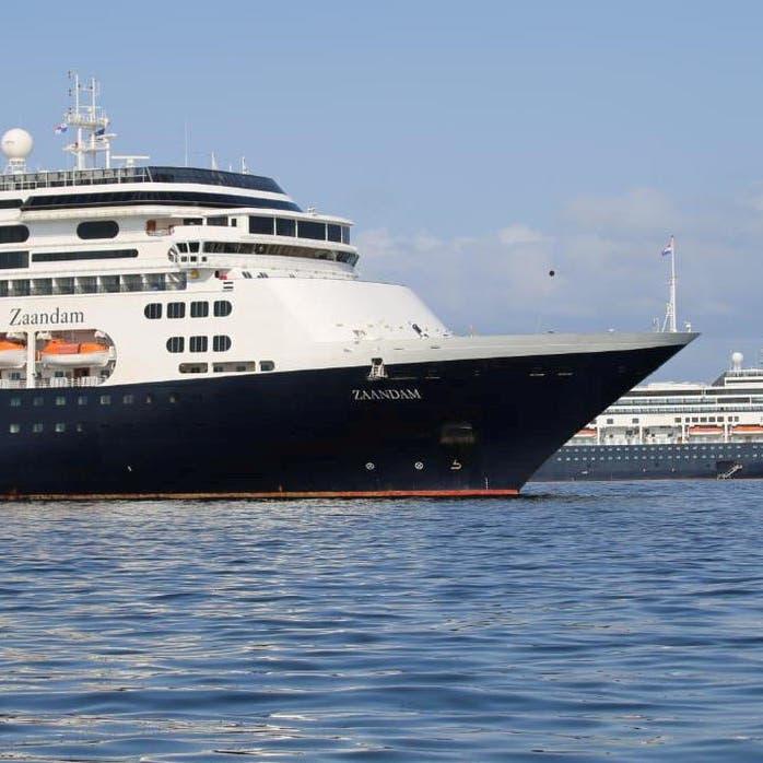 سفينة زاندام الموبوءة تصل سواحل فلوريدا