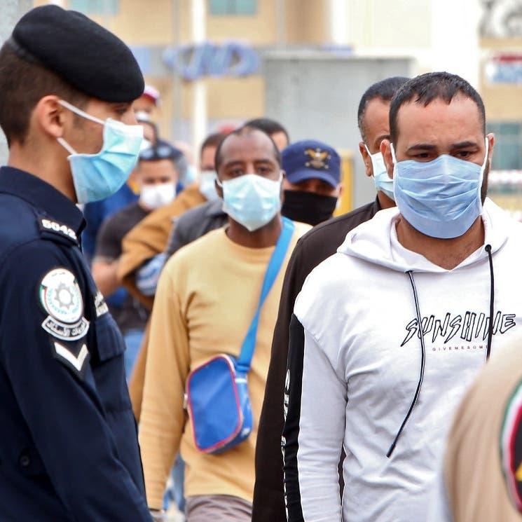 حصيلة جديدة لإصابات كورونا في الكويت وعمان والبحرين