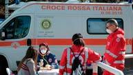 لأول مرة مستشفيات إيطاليا تتنفس.. الحالات الحرجة تتراجع