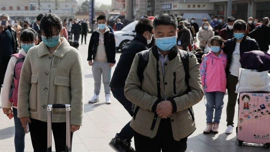 چین... سه دقیقه سکوت و توقف کل کشور برای یادبود از قربانیان کرونا