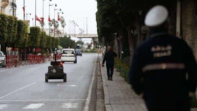 بالصور.. روبوتات تلاحق مخالفي حظر التجول في تونس