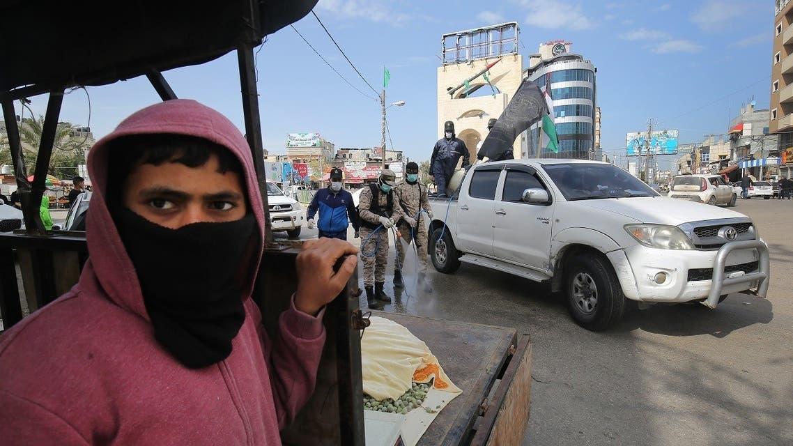 AFP - Gaza Strip
