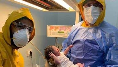 آدم أول مولود مصري من مصابة بكورونا.. والطبيب يكشف التفاصيل