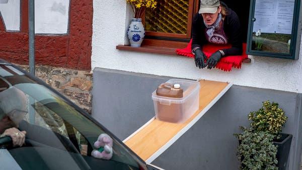 """هكذا """"تحايل"""" مطعم ألماني تقليدي لعدم الإغلاق في ظل كورونا"""
