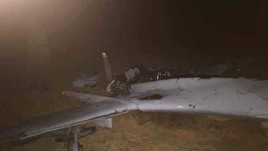 الجيش الليبي يسقط 3 طائرات مسيرة تركية شرق مصراتة