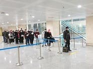 الجزائر تعيد عدداً من مواطنيها العالقين في تركيا