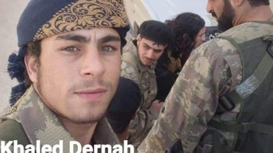 مرتزق سوري في ليبيا