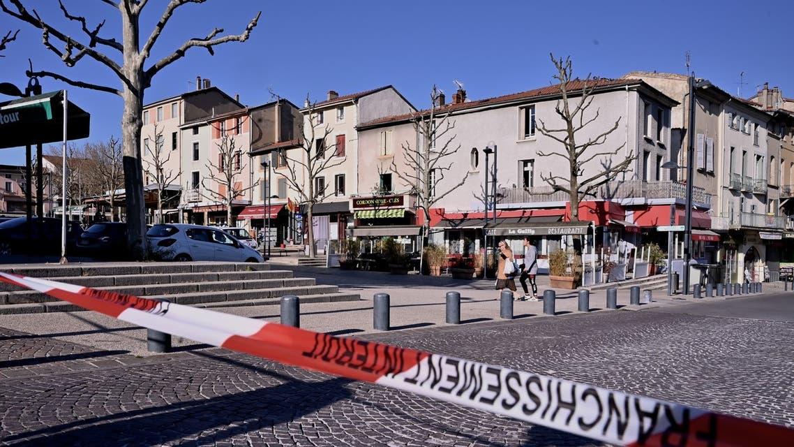 Romans-sur-Isere  AFP