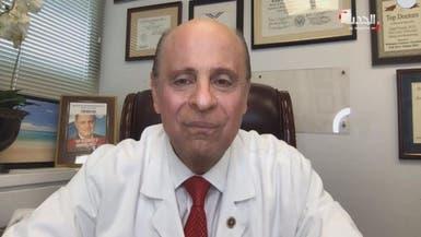 بروفيسور أميركي يبشر: علاج لكورونا أعطى نتائج ممتازة