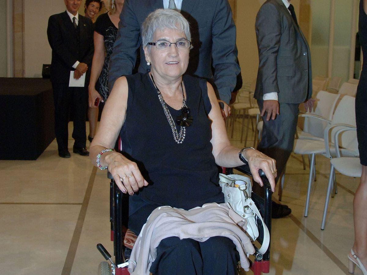 والدة بيب غوارديولا