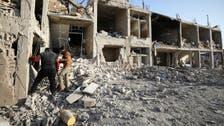 Unidentified air strikes kill 12 pro-Iran fighters in Syria: Monitor