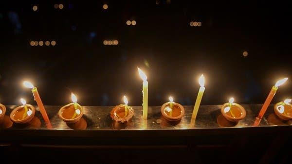 Under Lockdown India Lights Up To Mark